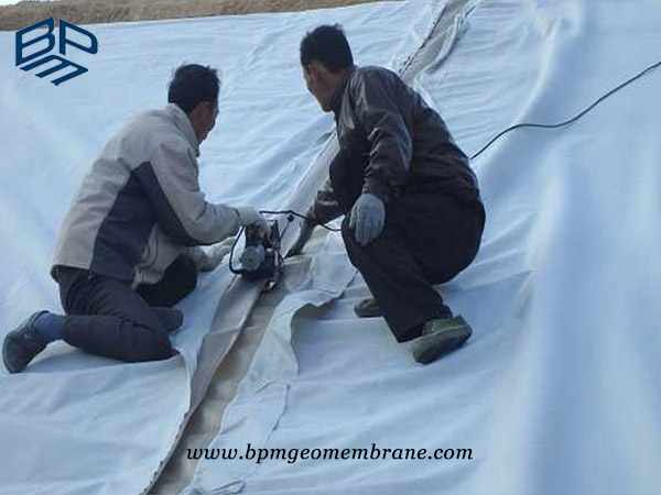Composite HDPE Geomembrane liner manufacturers