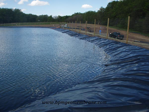 Philippines Aquaculture pond liner