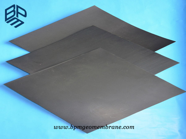 Smooth Geomembrane HDPE Liner