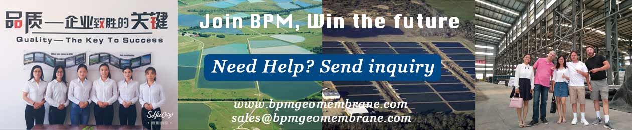 contact BPM geomembranes