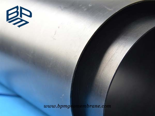 high quality smooth geomembrane hdpe liner