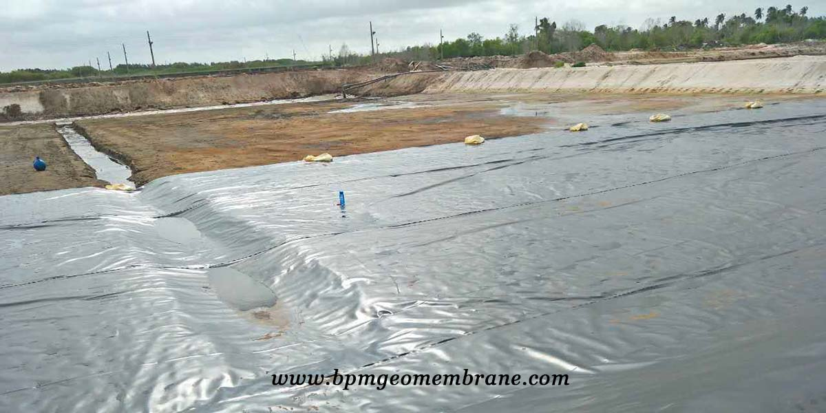 Fish Pond Liners for Aquaculture Project in Sri Lanka