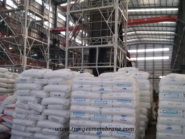 HDPE liner materials