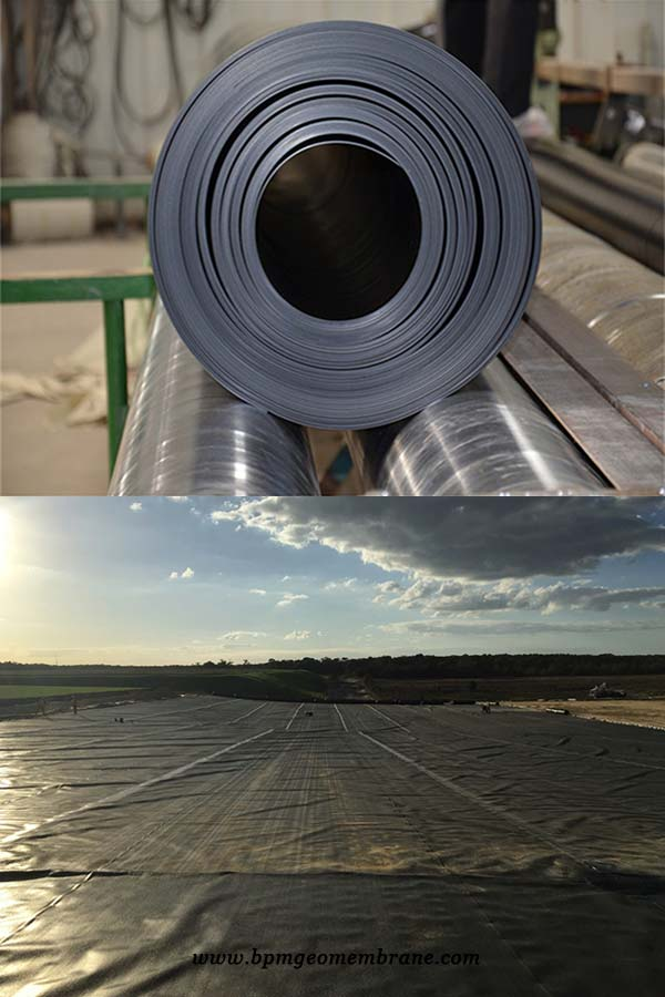 BPM HDPE Smooth Geomembrane Approved by GAI-LAP USA