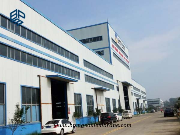 Company Profile - HDPE Geomembrane liner production factory