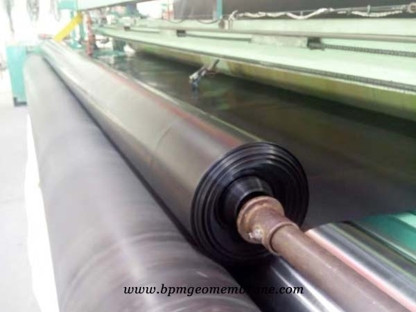 Professional HDPE liner production