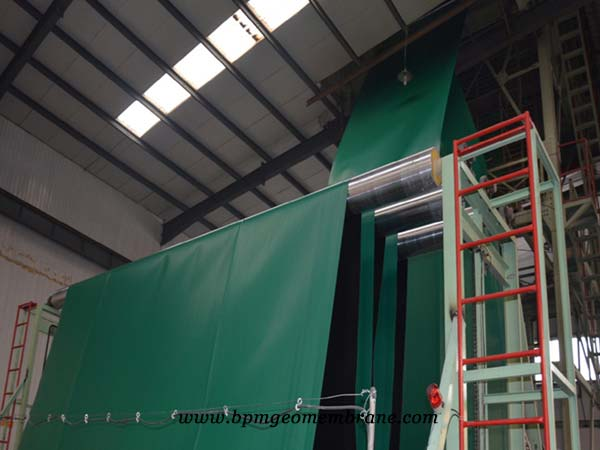 Leading HDPE Geomembrane Manufacturers