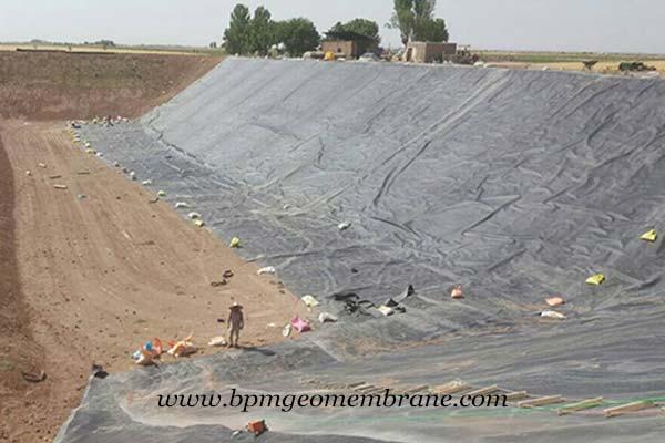 Pond Membrane Liner in Nigeria