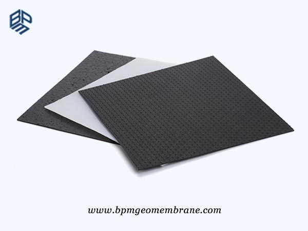 Textured HDPE Geomembrane Liner
