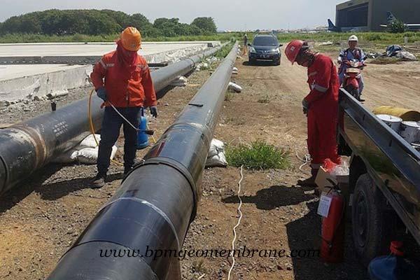 BPM HDPE Geo Membranes will Show on IndoBuildTech Jakarta 2018