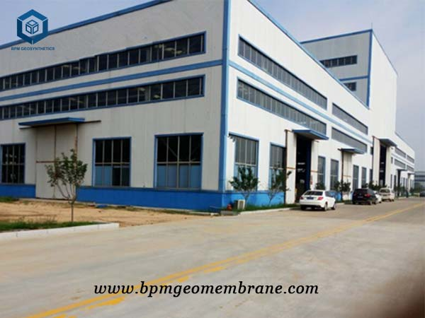 HDPE geomembrane factory