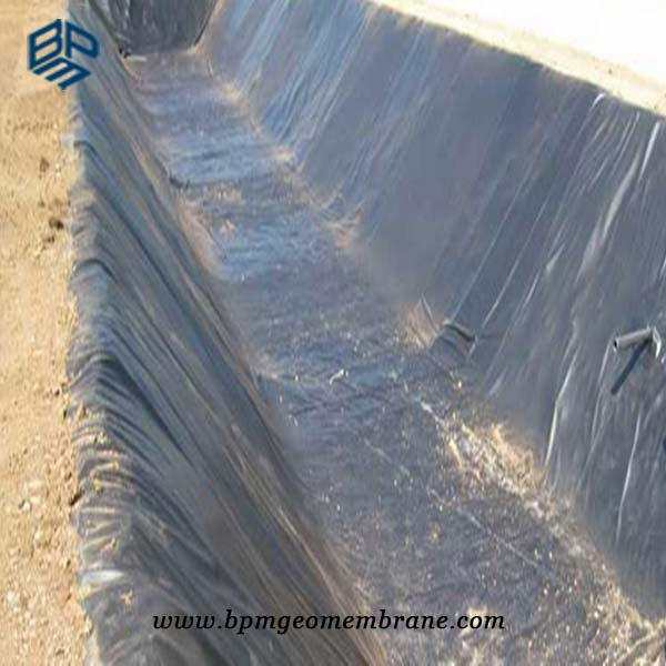 Landfill Geomembrane Liner Project In Canada