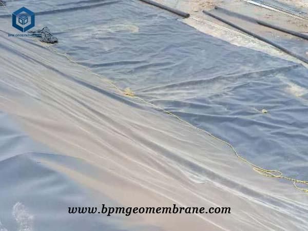HDPEPlastic Liner for Biogas Pond
