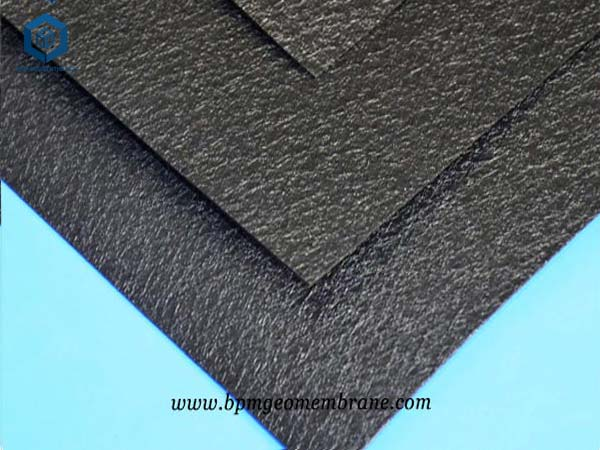 What is geomembrane Categories for textured Geomembrane