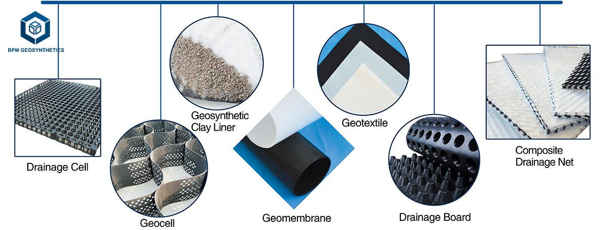 BPM Geosynthetics showing on the ICG Exhibition