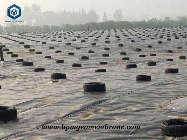 PVC Geomembrane Liner