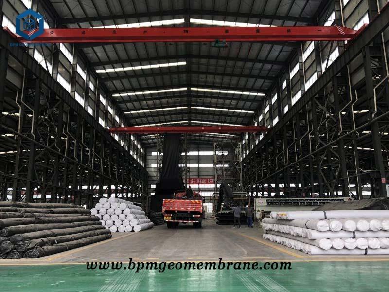 HDPE Dam Liner for Dam Construction