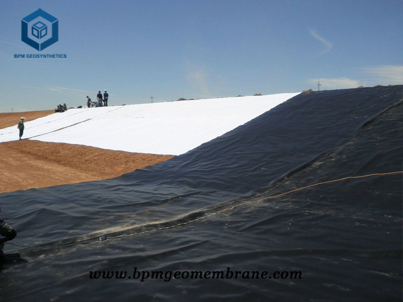 Landfill Liner System for Waste Containment in India