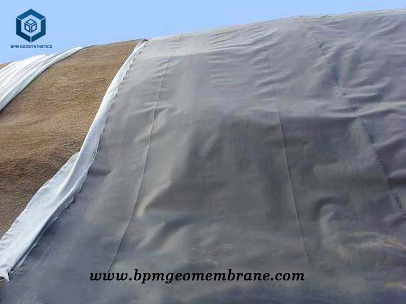 Landfill Liner System for Waste Containment