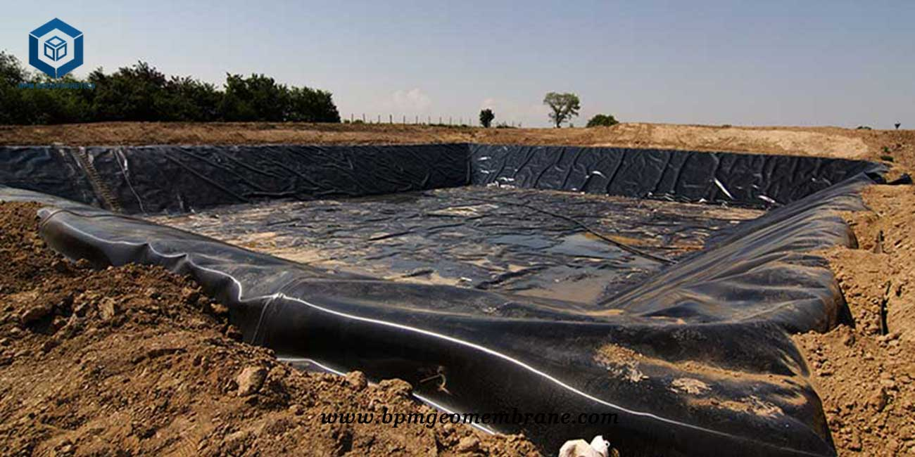Agricultural Pond Liner Project for India