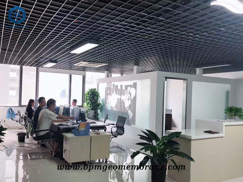 BPM geomembrane sales office