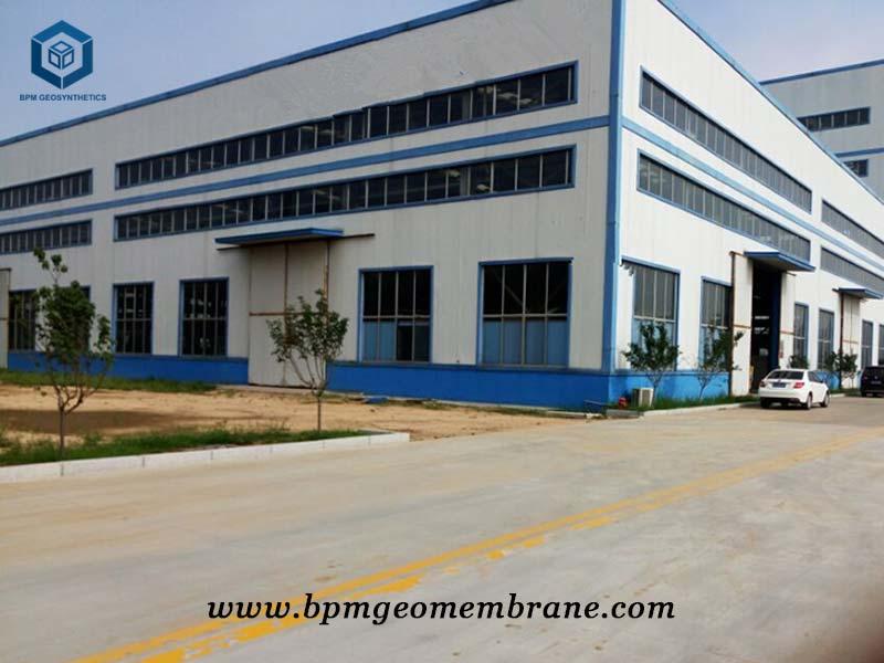 bpm geomembrane factory