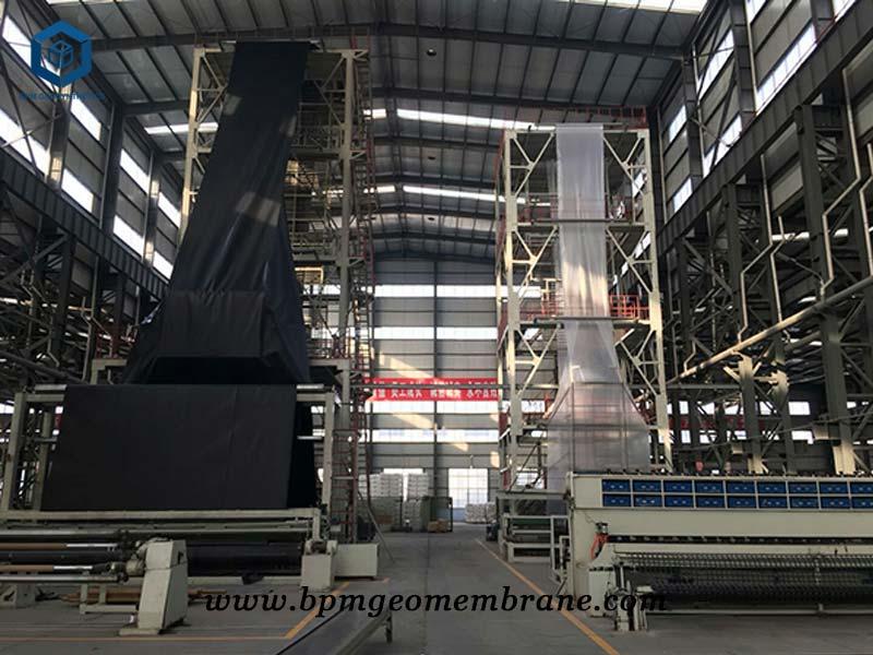 bpm geomembrane production line