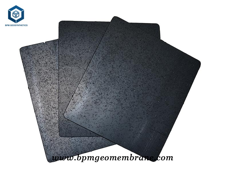 HDPE Textured Geomembrane has been successfully Put into Production