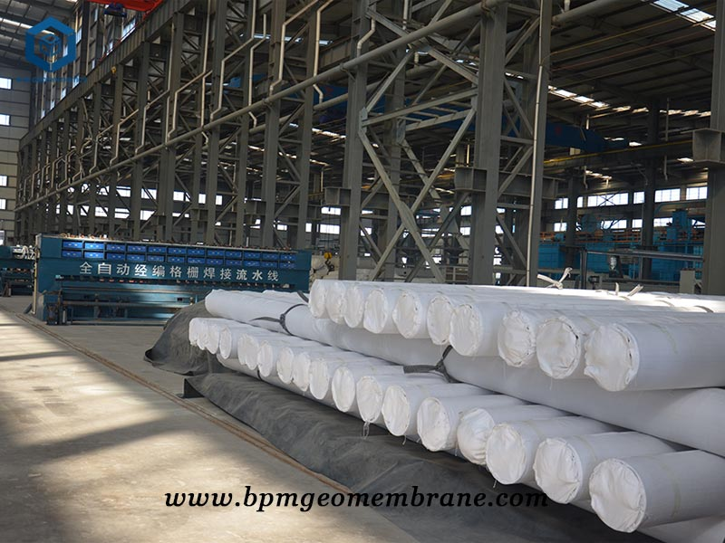 HDPE Waterproofing Membrane Landfill Project in Philippines