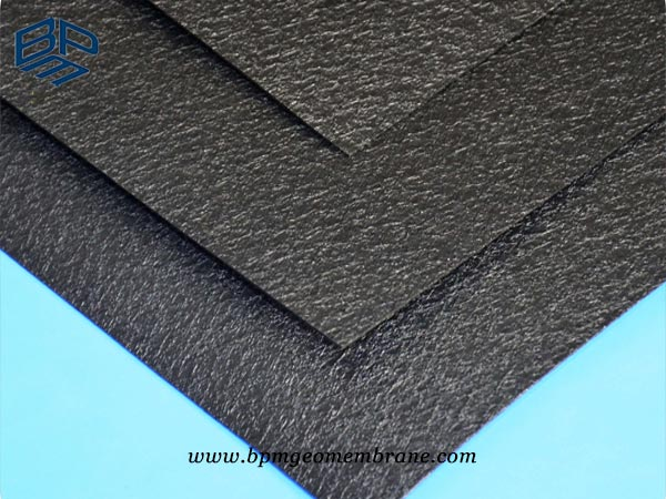 Textured Geomembrane liner
