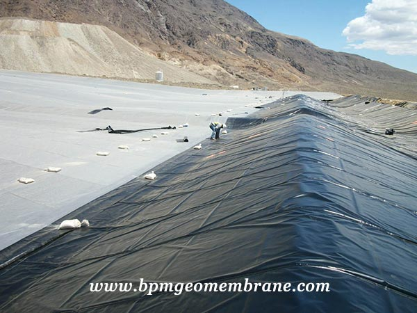 landfill Liner for waste containment