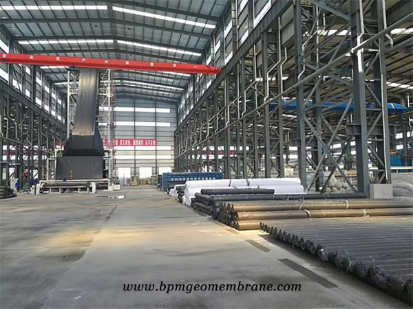 hdhdpe geomembrane suppliers
