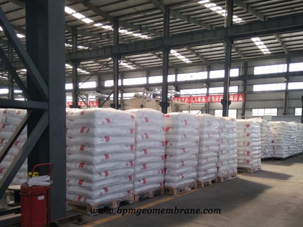 high quality HDPE Geomembrana materials