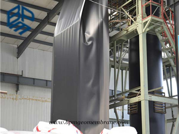 geomembrane sheet for Secondary Containment Project in Nigeria