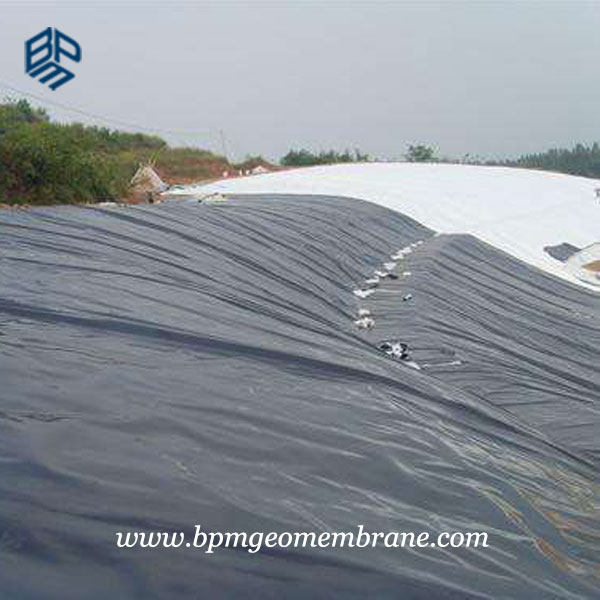 Flexible Dam Liners for Earthen Dam Project in United States