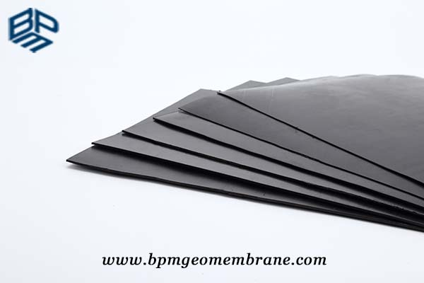 HDPE Geomembrane Canal lining Project In Mumbai