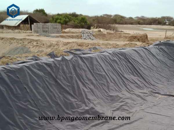 Pond Lining Sheets