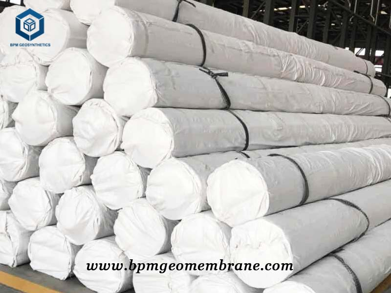 HDPE Dam Liner for Dam Construction in Vietnam