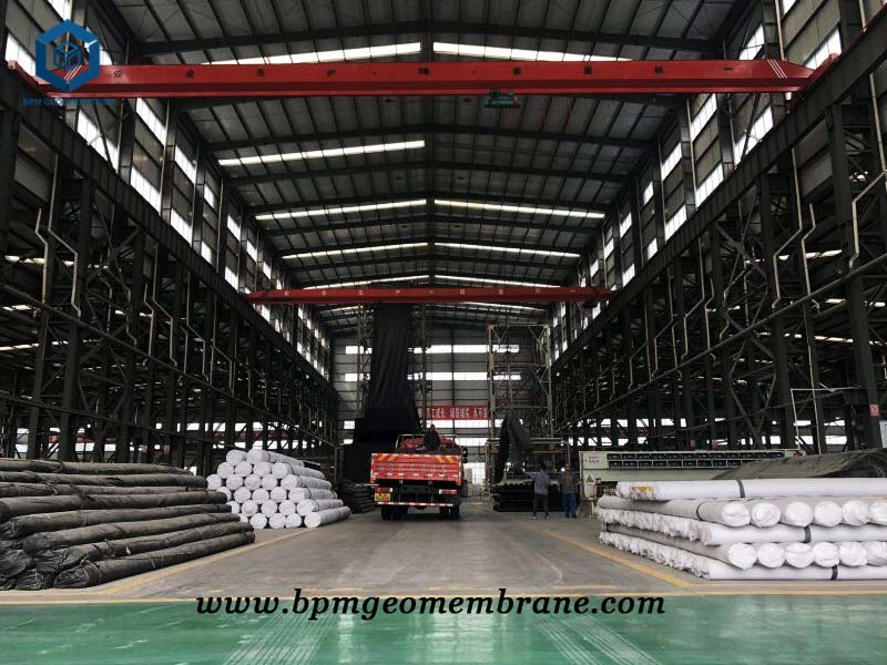 HDPE Dam Liner for Dam Construction