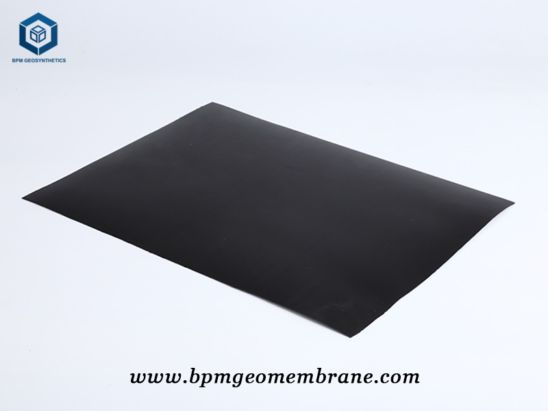 High Density Polyethylene Pond Liner For Aquaculture in Mozambique