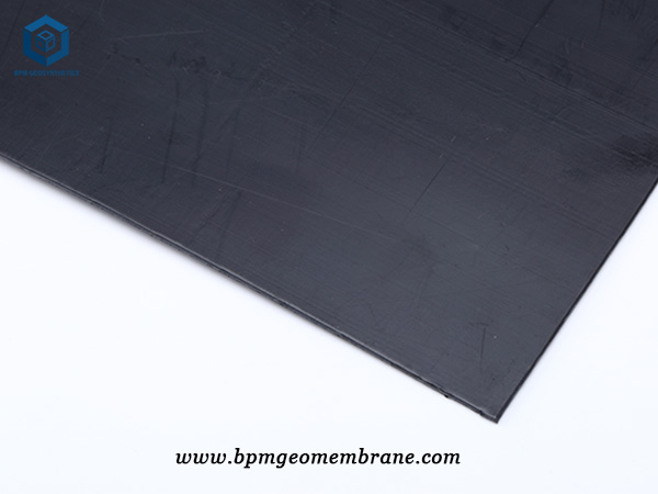 HDPE Geomembrane Lake Liners for Artificial Pond Project in Indonesia